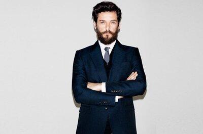 ¿Alguien más sexy que un marido con barba?