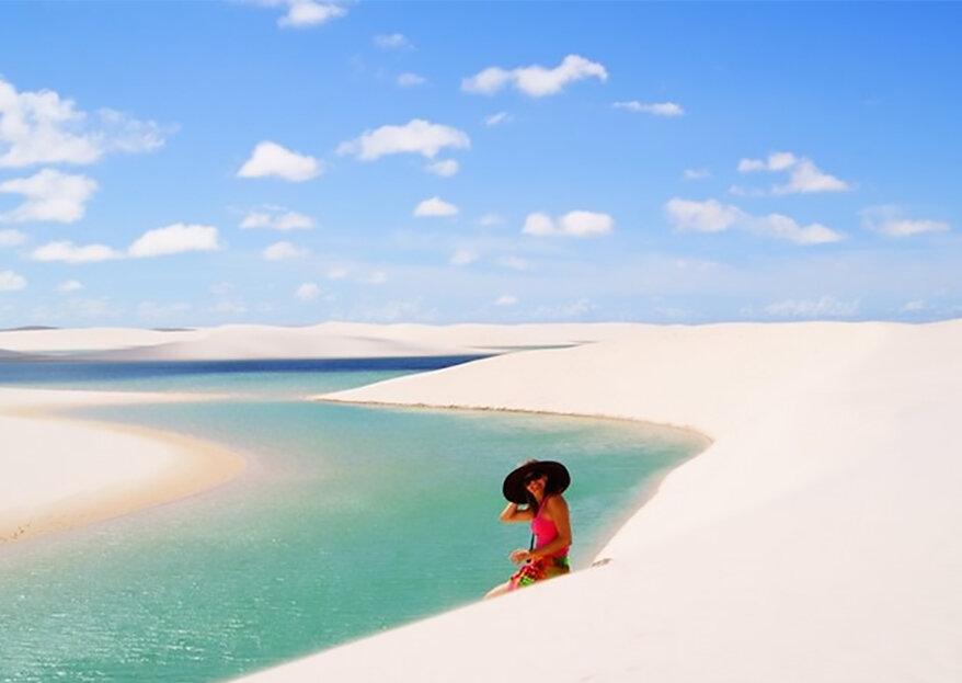 Lua de mel no Brasil: 10 destinos PARADISÍACOS. Prepare as malas!