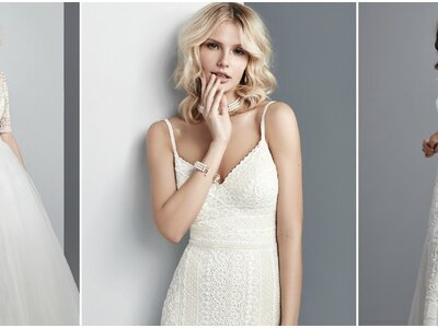 Découvrez la New Grayson Collection par Sottero and Midgley