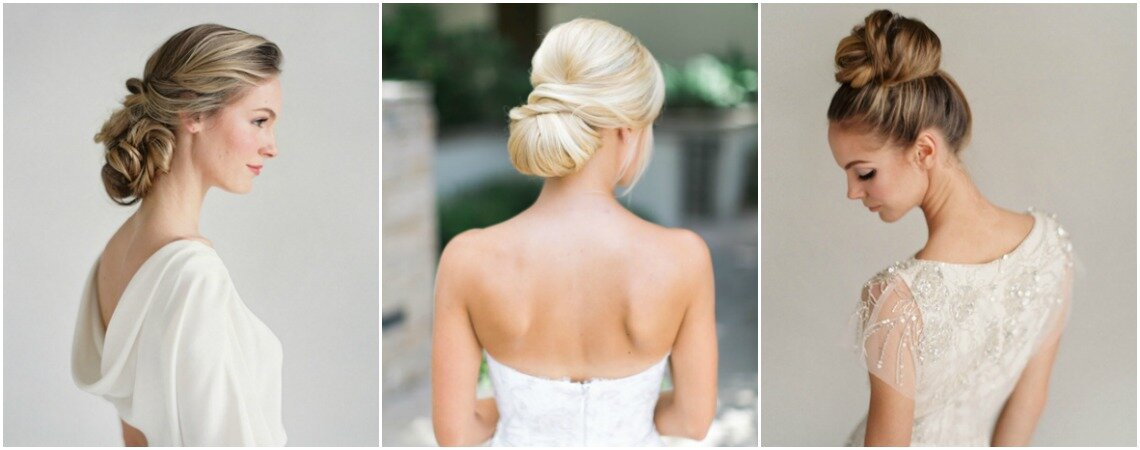Peinados de novia recogidos: las mejores propuestas para lucir perfecta en tu boda