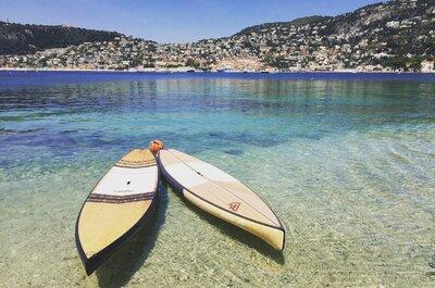 Les plus jolies plages pour votre mariage en Provence-Alpes-Côte d'Azur!