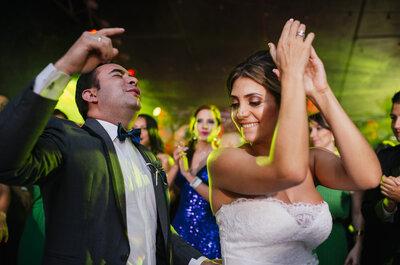 Música, animación y efectos especiales para tu boda en Bogotá