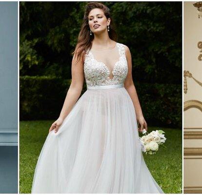 Vestidos novia tallas grandes sevilla
