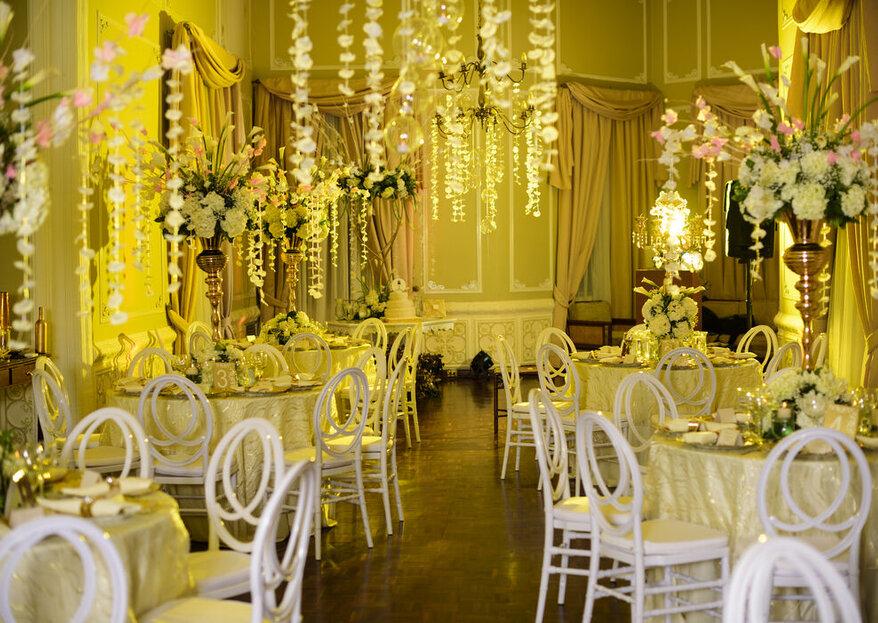 Juan Parra Decorador y su estilo: lograr bodas con gran personalidad
