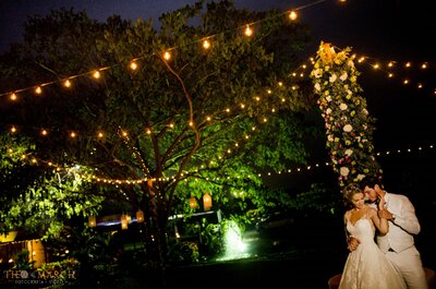 Tu boda perfecta llena de magia y esplendor: ¡Consejos de una wedding planner!