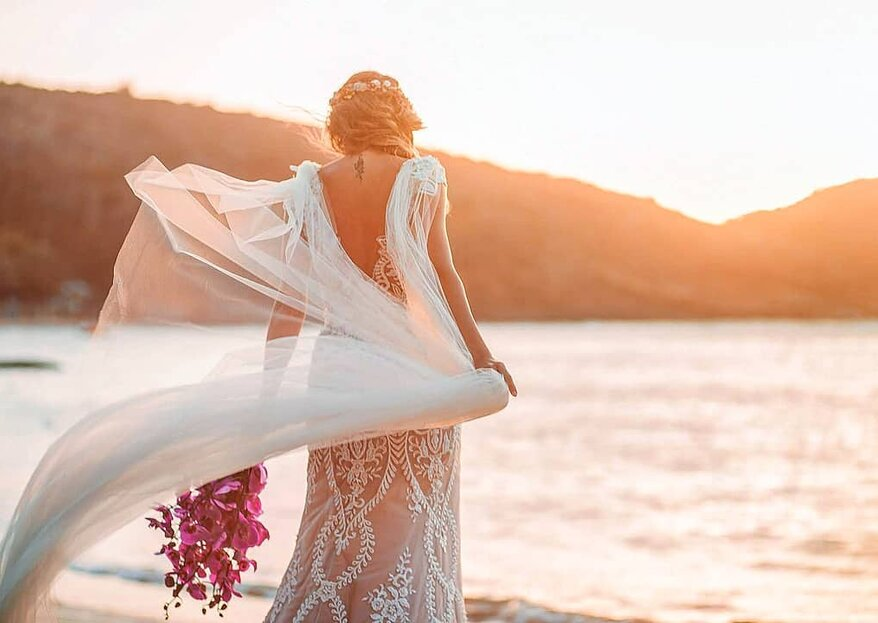 Mini guia para fazer um casamento na praia: um passo a passo definitivo!