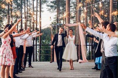 ТОП10: место проведения свадьбы в Санкт-Петербурге