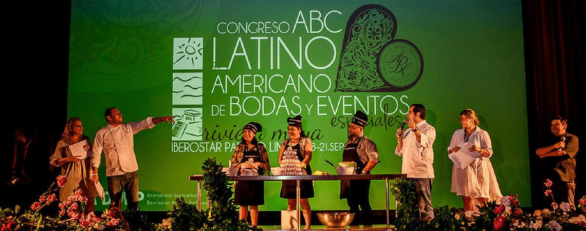 La 8ª edición del Congreso de Bodas ABC LAT se celebrará en Santo Domingo. ¡Conoce hasta el más mínimo detalles!
