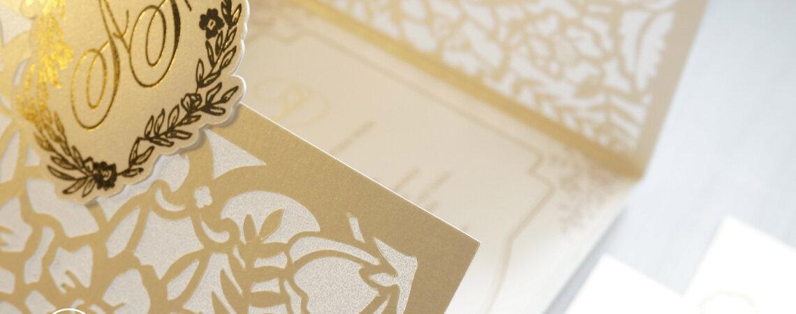 Dale importancia a las invitaciones de tu boda gracias a Creations Celebraciones