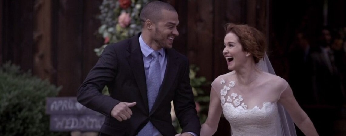 Grey's Anatomy : Jackson et April - @ABC