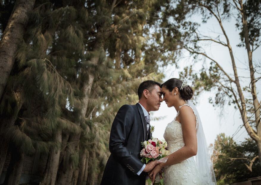 Fernanda y Miguel: ¡el tiempo se detiene cuando conoces al amor de tu vida!