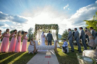 9 recomendaciones para tu destination wedding: la boda en el lugar de tus sueños