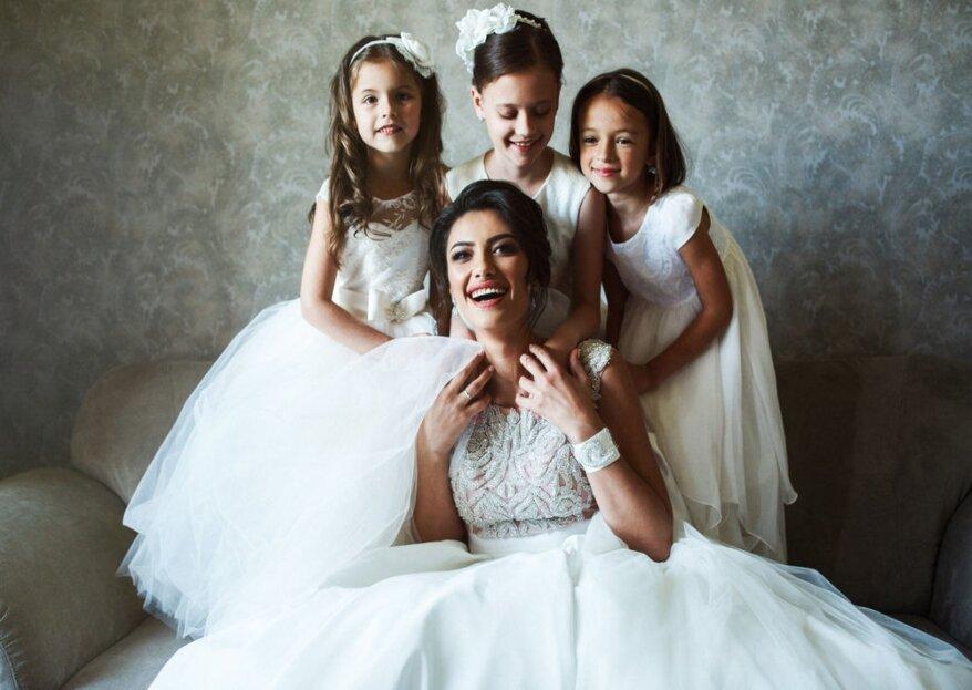Parlando di abito da sposa... hai già trovato quello perfetto per te?