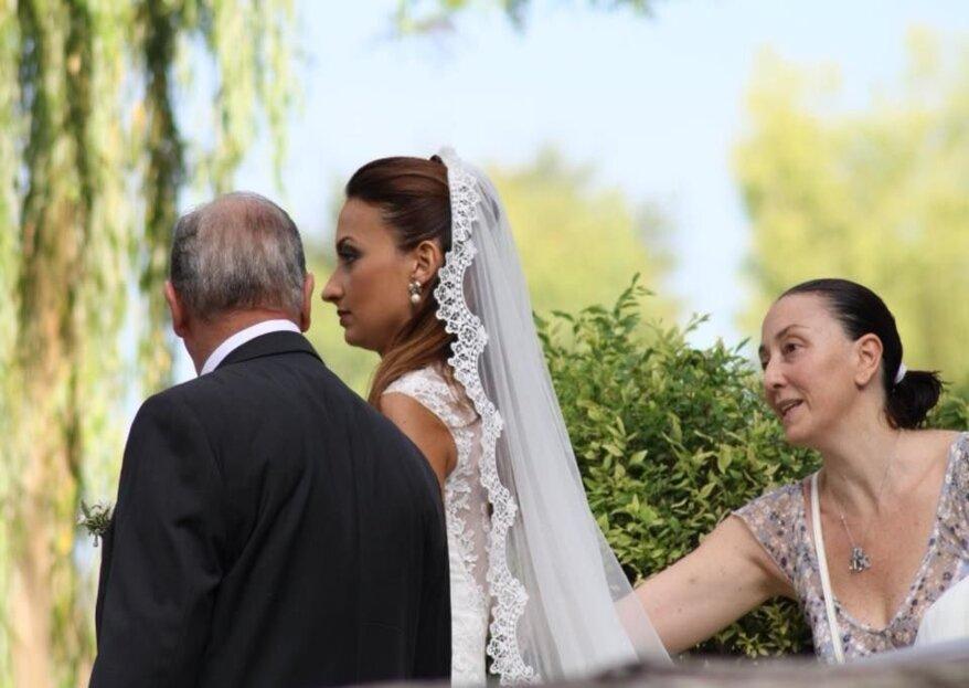 Esclusivo e personalizzato: il tuo matrimonio firmato Silvia Amantini