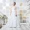 Vestidos de noiva cai-cai