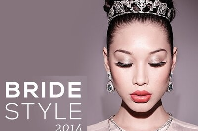 O Zankyou te conta todas as novidades do Bride Style 2014: de 4 à 6 de setembro no JK Iguatemi em São Paulo