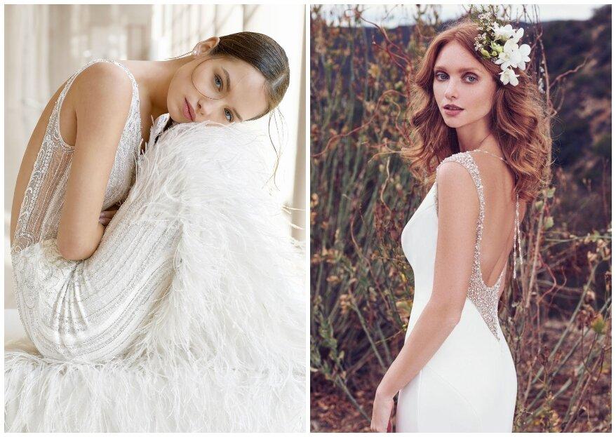 Las 9 mejores tiendas de vestidos de novia en Barcelona