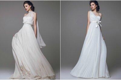 24 vestidos de novia perfectos para las chicas altas: Diseños encantadores para presumir tu elegancia