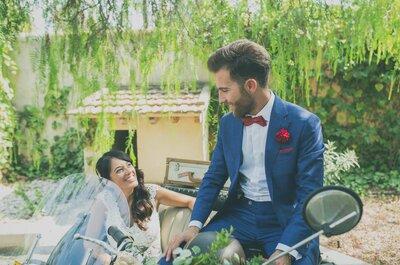 Una celebración muy nuestra: la boda de Laura y Roberto