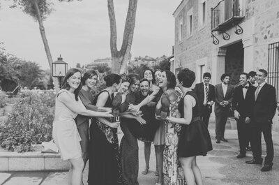 ¿Dónde están los límites entre una boda tradicional y otra anticuada?