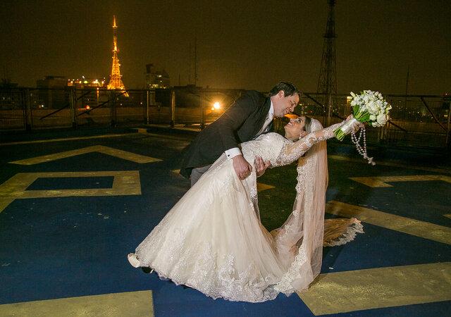 Casamento clássico de Milena & Raphael: elegância e requinte, em um luxuoso hotel em de São Paulo
