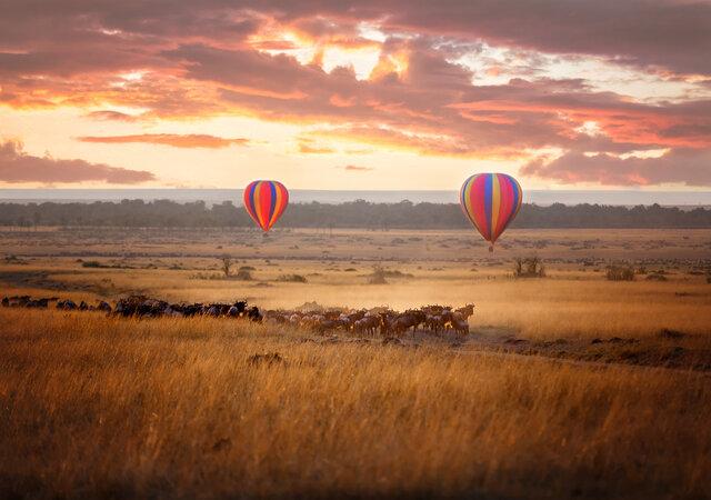 Vive una luna de miel en Kenia: ¡disfruta de la intensidad y las aventuras de viajar por África!