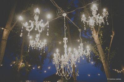 5 ideas originales de iluminación para tu matrimonio ¡Logra una decoración de impacto!