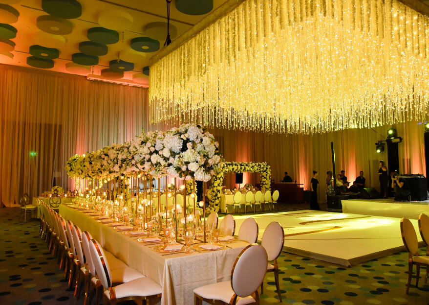 Los increíbles escenarios para bodas de La Fantástica: el Hotel InterContinental Cartagena de Indias