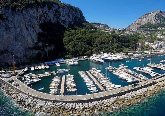 CAPRI MY DAY: A Beautiful Destination Wedding on the Italian Island of Capri