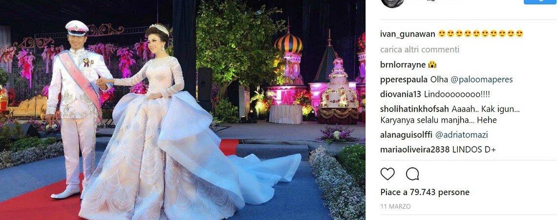 Gli abiti da sposa con più like su Instagram