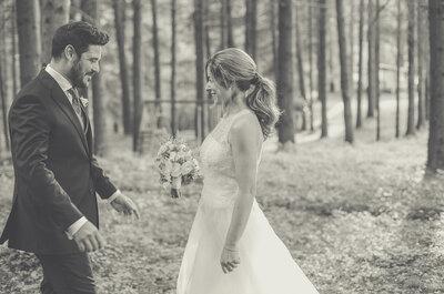 La manera perfecta de anunciar tu boda según el protocolo. ¡Sigue un orden!