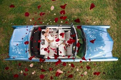 5 советов по выбору свадебного автомобиля