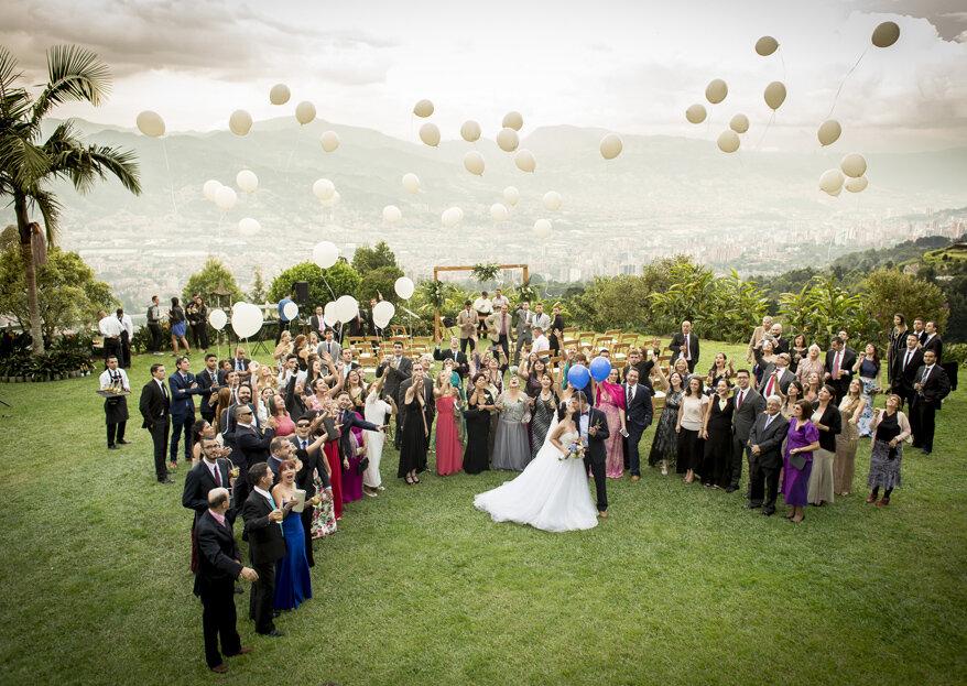 ¡Descubre Montpellier Casa Campestre! Un escenario mágico y perfecto para una boda de ensueño
