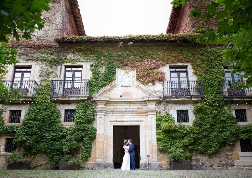 Mi gran boda asturiana: el gran día de Miriam y Jesús