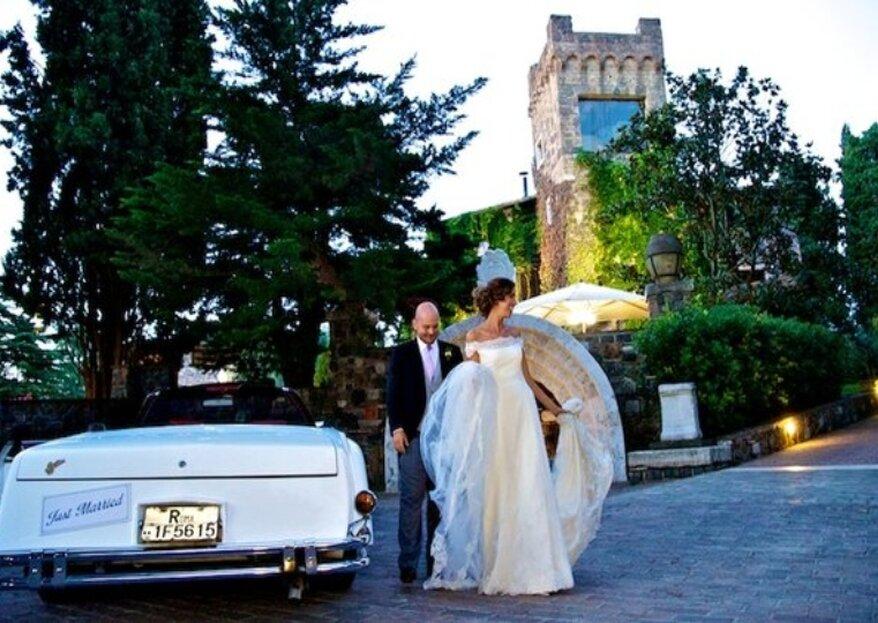 Ecco i 6 dettagli che i tuoi invitati a Borgo della Merluzza gradiranno: non lasciarteli scappare