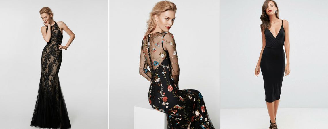 Revistas de moda vestidos de noche