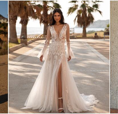 Abiti da sposa Pronovias 2021: Il glamour di Hollywood al tuo matrimonio