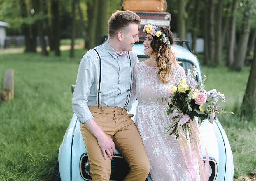 Jak się zrelaksować przed ślubem?
