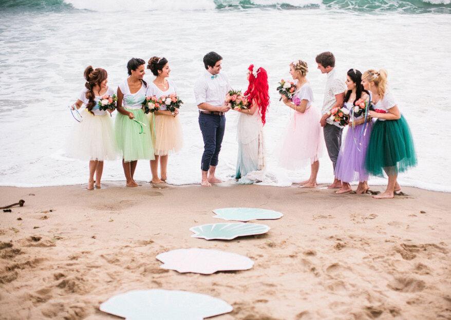 ¿Cómo organizar un matrimonio temático en solo cinco pasos? ¡Las claves para plasmar tu estilo!