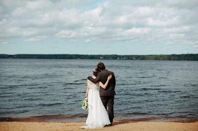 Tender Forest: волшебная свадьба Полины и Никиты