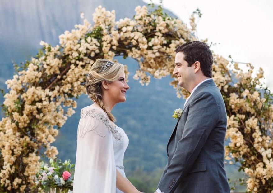 Cerimonial de casamento no Rio de Janeiro: conheça os 14 melhores!