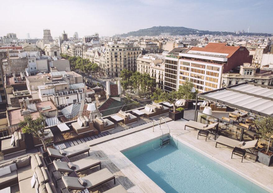 Majestic Hotel & Spa : organisez votre mariage dans un 5 étoiles à Barcelone