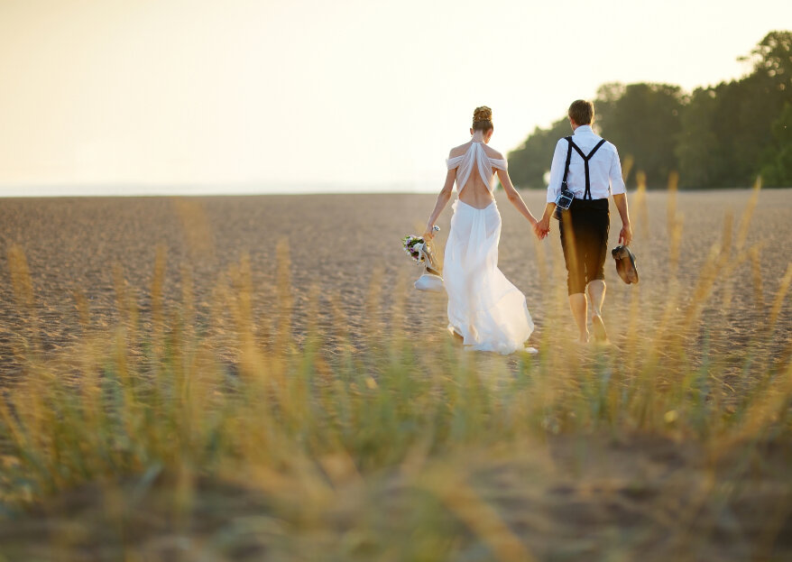 ¿Cómo elegir la fecha de matrimonio? ¡Cinco claves para escoger el día soñado!