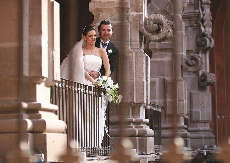 Sí en Querétaro, el éxito de tu boda en este maravilloso estado