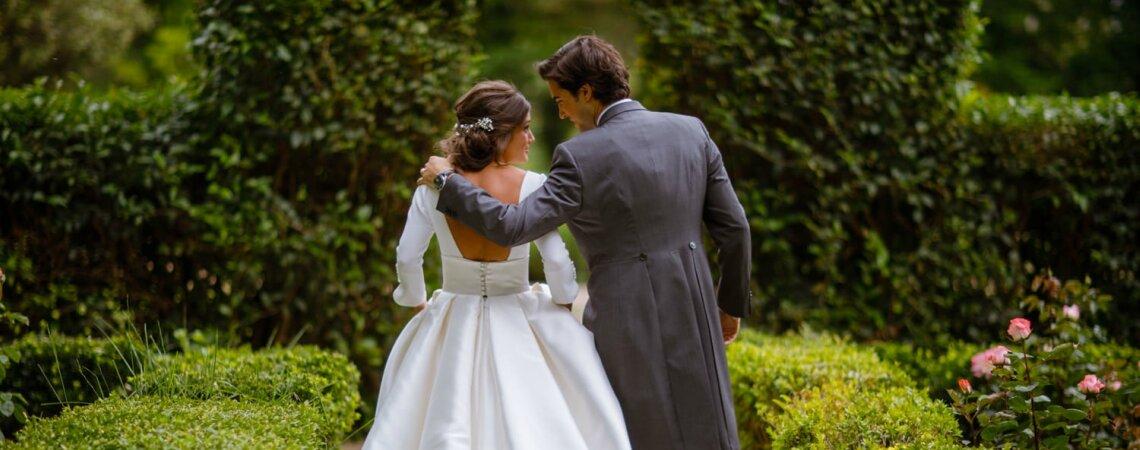 """""""Muy nosotros"""": así fue la boda de Valentina y Eduardo"""