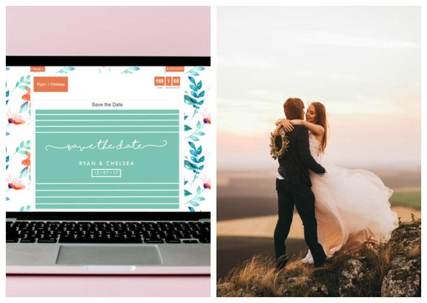 Deze online tools maken het plannen van jouw bruiloft gemakkelijk!