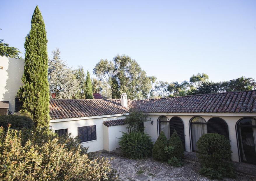 Siente la autenticidad de una casa de campo andaluza a través de la excelencia del Cortijo de Mónico