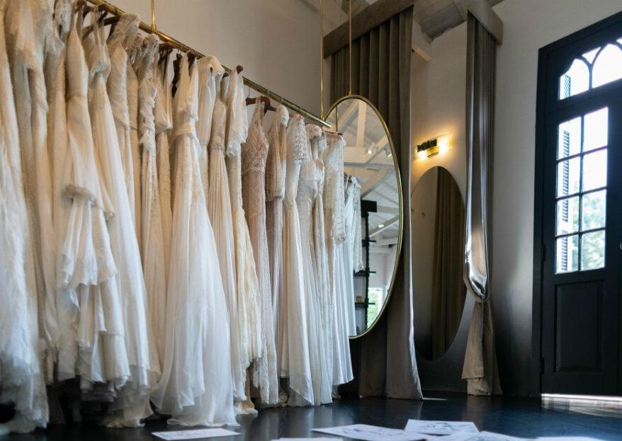 Emannuelle Junqueira abre as portas de sua nova casa em São Paulo: um espaço totalmente pensado para oferecer sofisticação, conforto e facilidade para noivas e convidadas