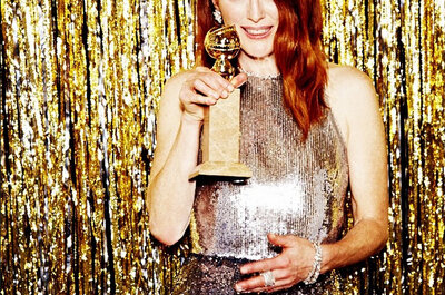 Las imágenes que no has visto de los Globos de Oro 2015: descubre los looks de las famosas