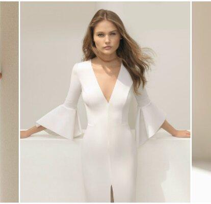 b75147e6a Vestidos de novia Rosa Clará 2018  una colección exquisita y más romántica  que nunca